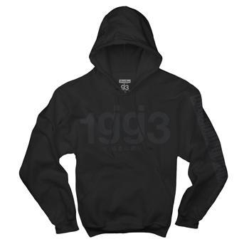 GJ Hood Black on Black