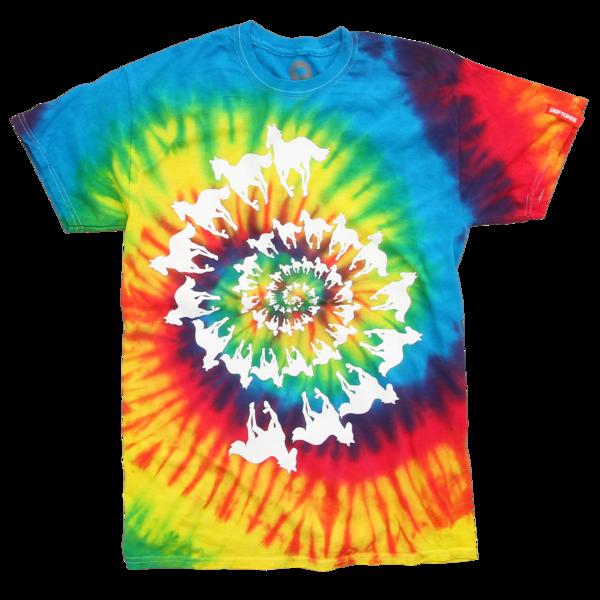 Psychedelic Pony Tie Dye T-Shirt