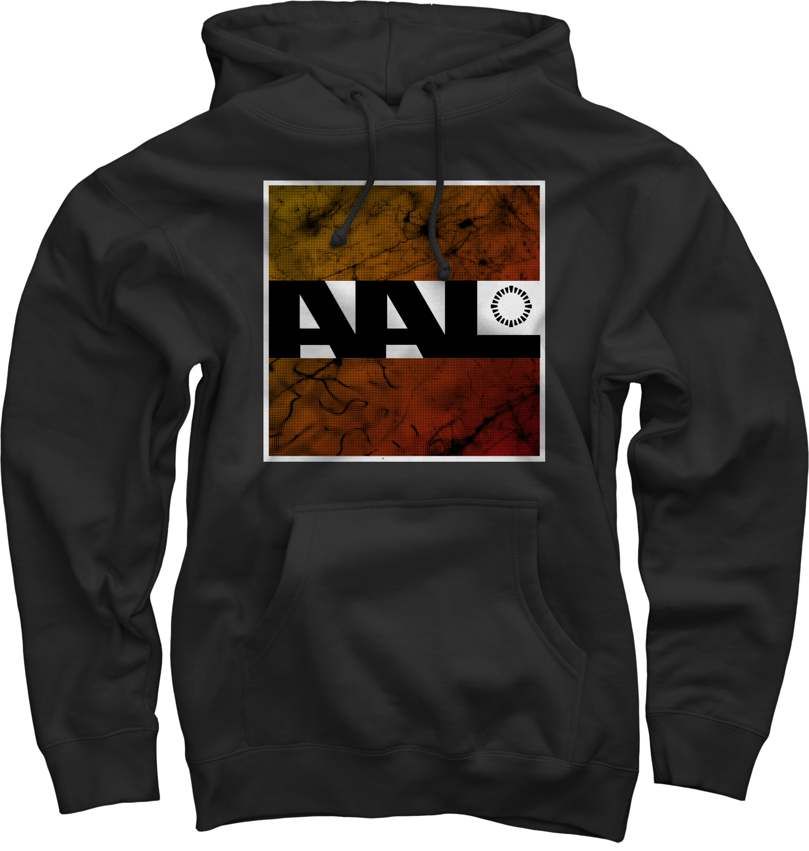 Elements Black Pullover Sweatshirt