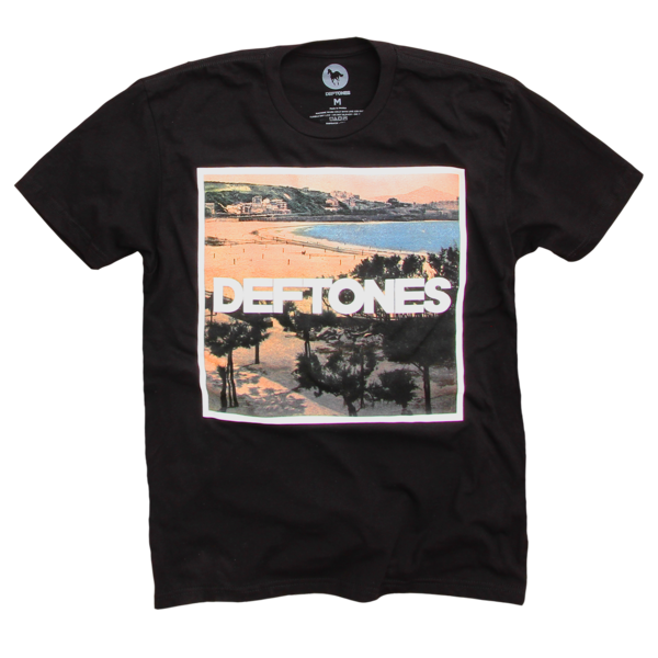 California 2015 Tour Black T-Shirt