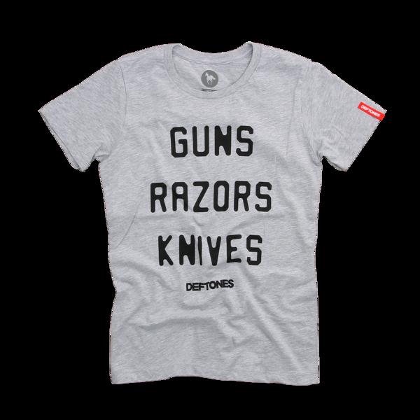 GRK Women's Heather Grey T-Shirt