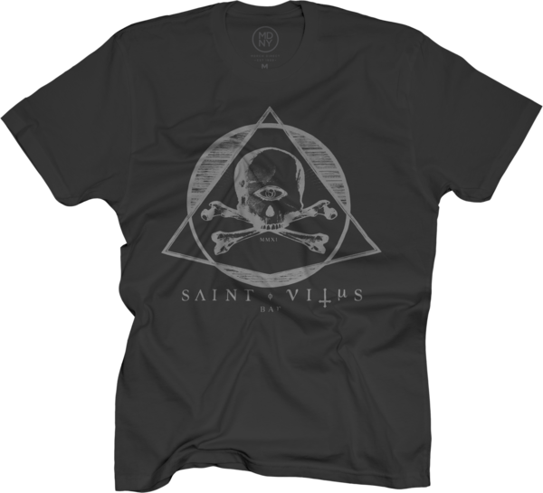 Saint Vitus Black T-Shirt