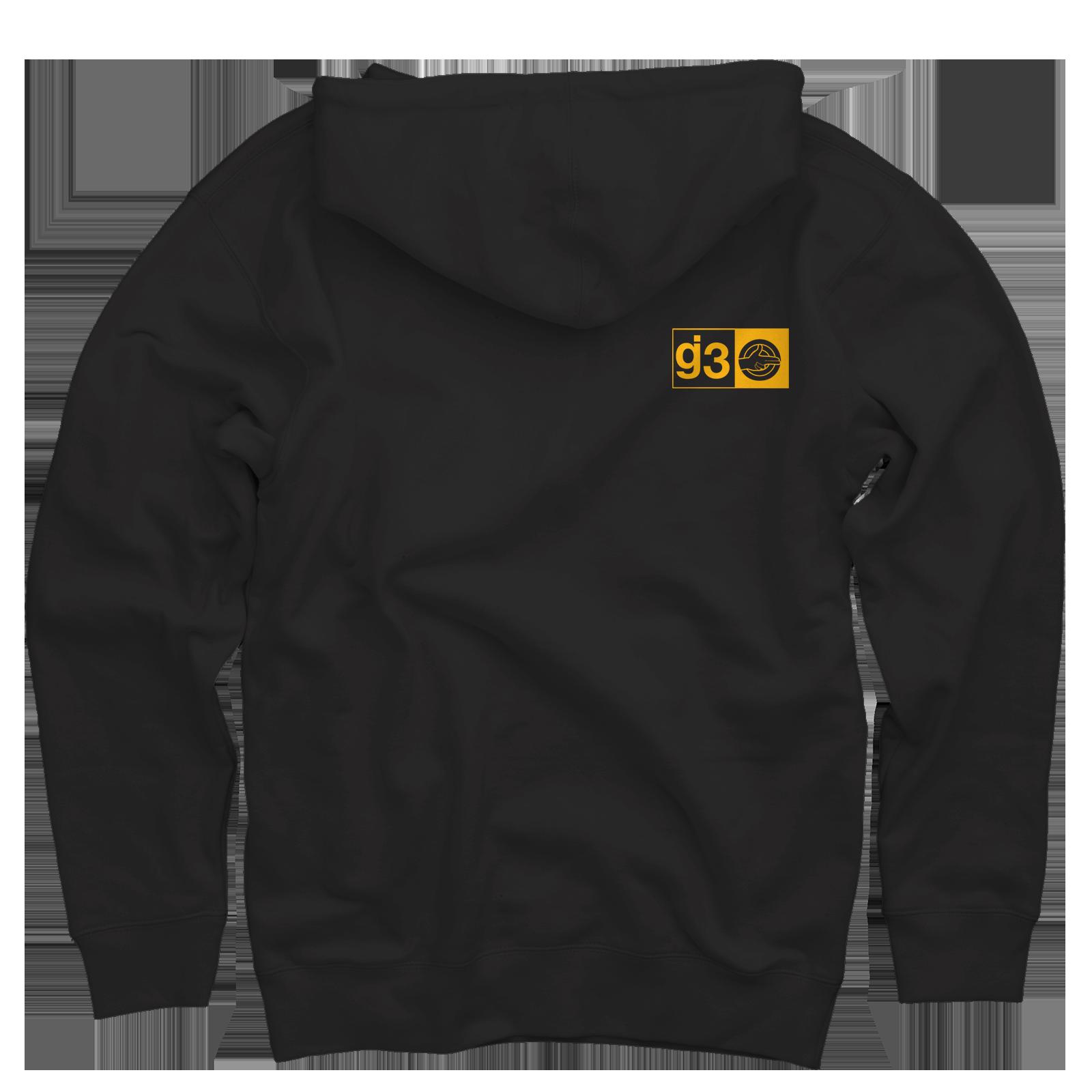 KKBB 1gg3 pullover black sweatshirt