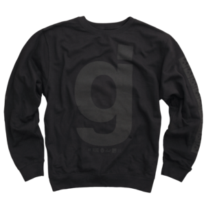 GJ Crew Black on Black
