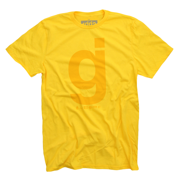 KKBB gold on gold gj t-shirt