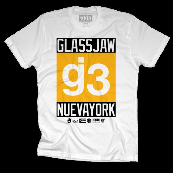 KKBB g3 Nueva York White T-Shirt