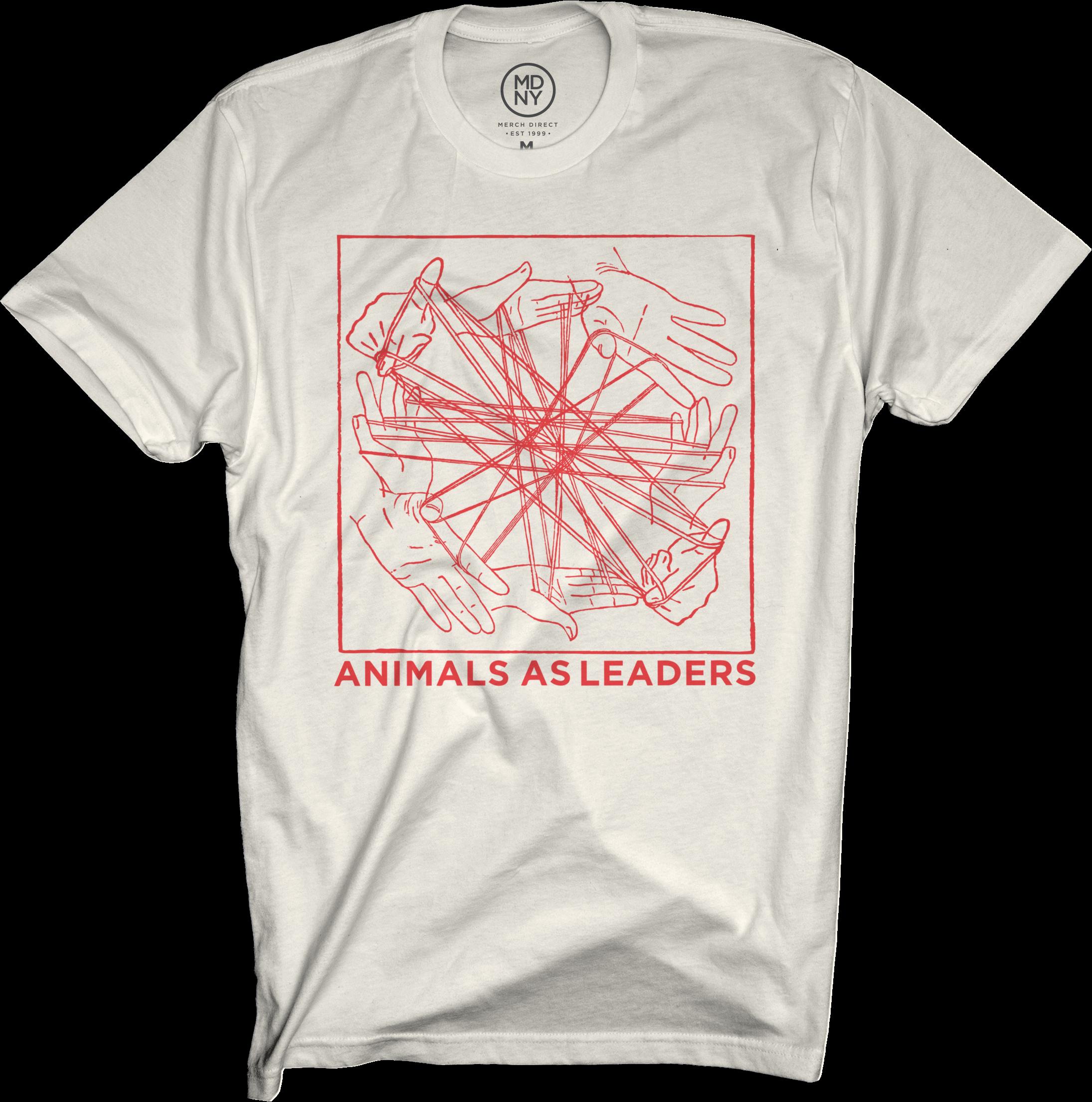 Hands & Bands Natural T-Shirt