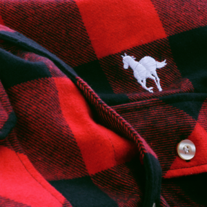 Pony Flannel