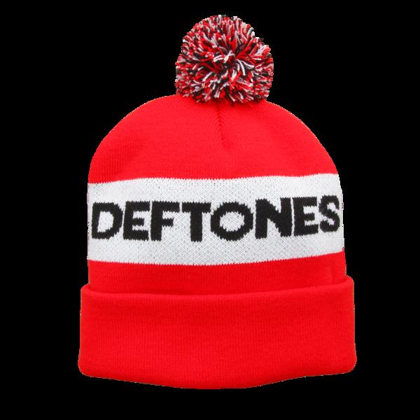 Deftones Pom Beanie