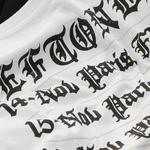 2015 Cancelled European Tour T-Shirt