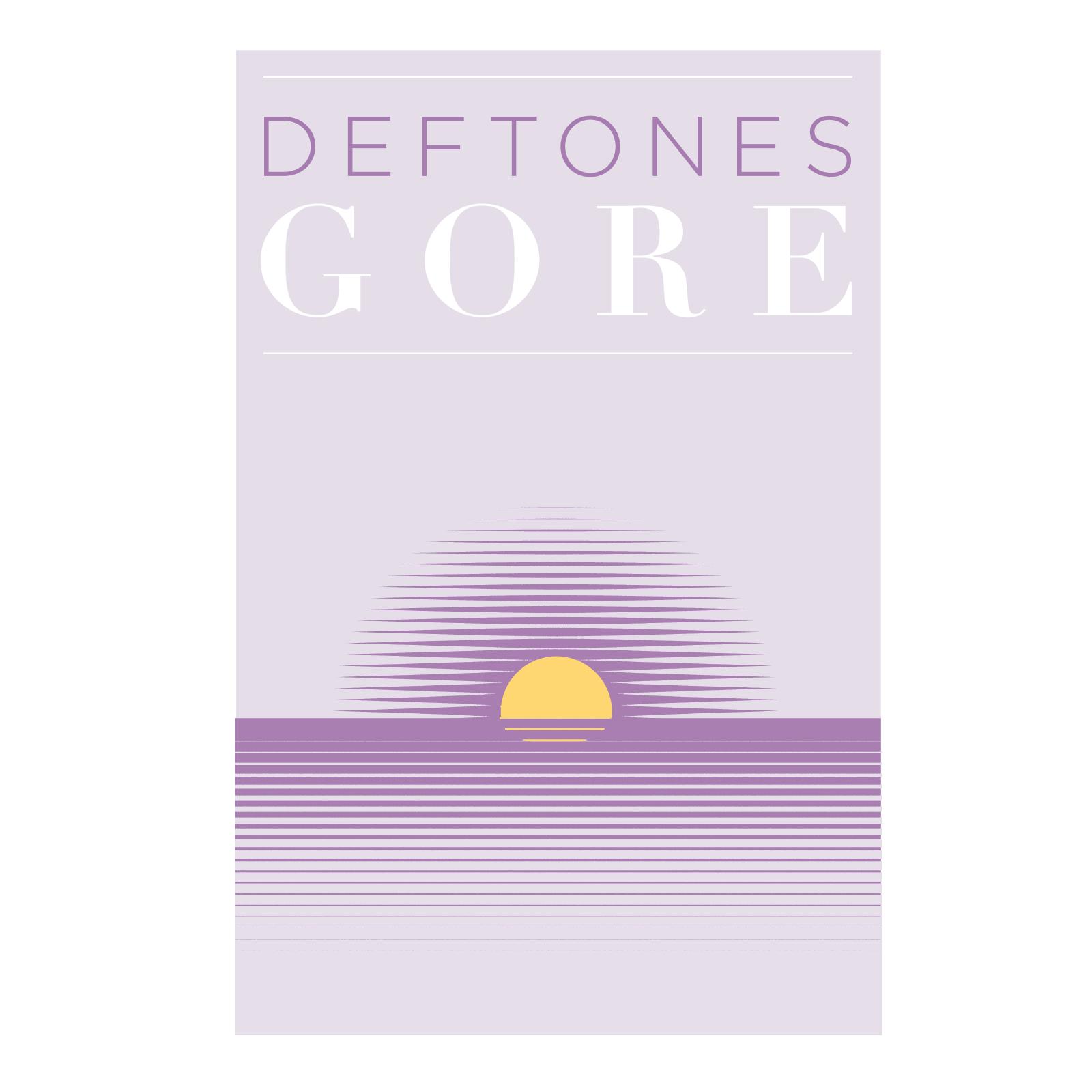 Gore 12x18 Serigraph