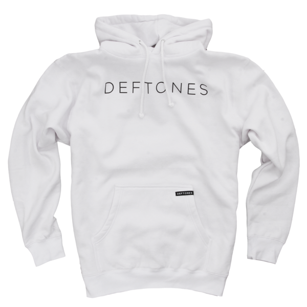 Roses White Pullover Sweatshirt