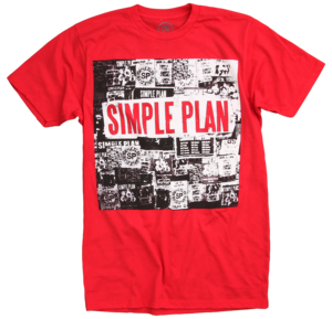 Opinion Overload Red T-Shirt