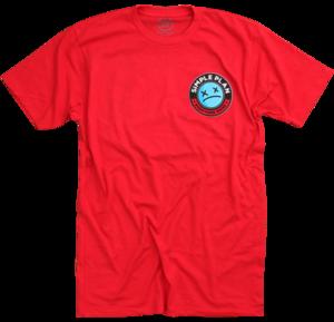 Everything Sucks Red T-Shirt