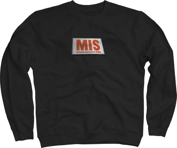 MIS Politico Logo Sweatshirt - Black