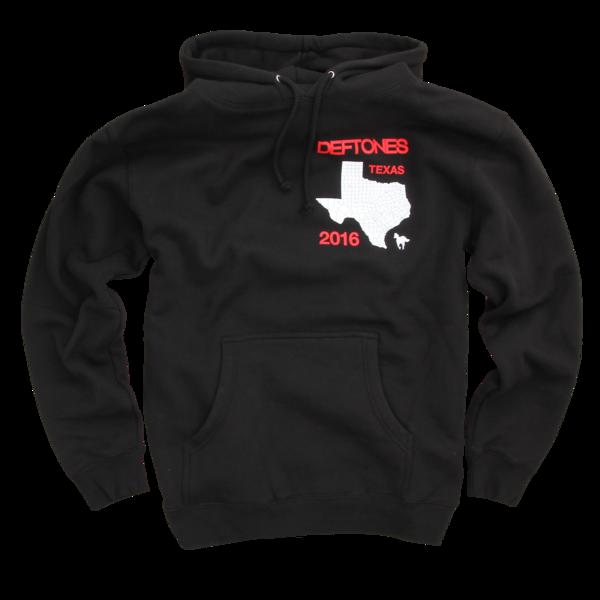 Texas 2016 Black Pullover