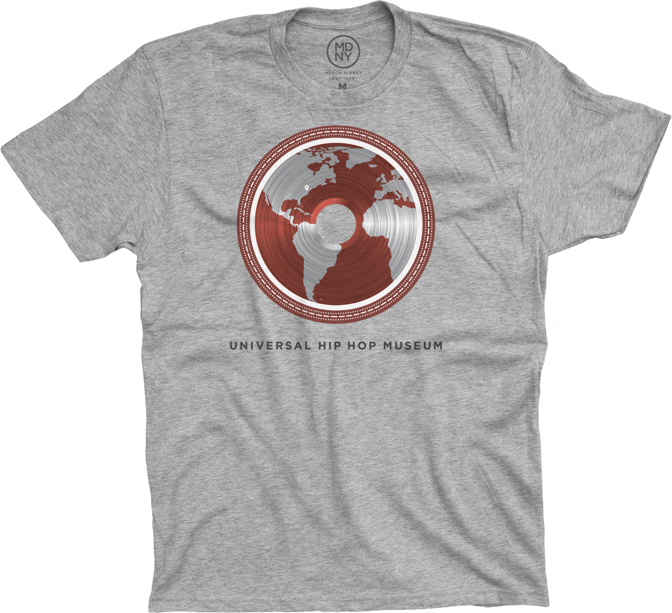 Global Turntablism T Shirt
