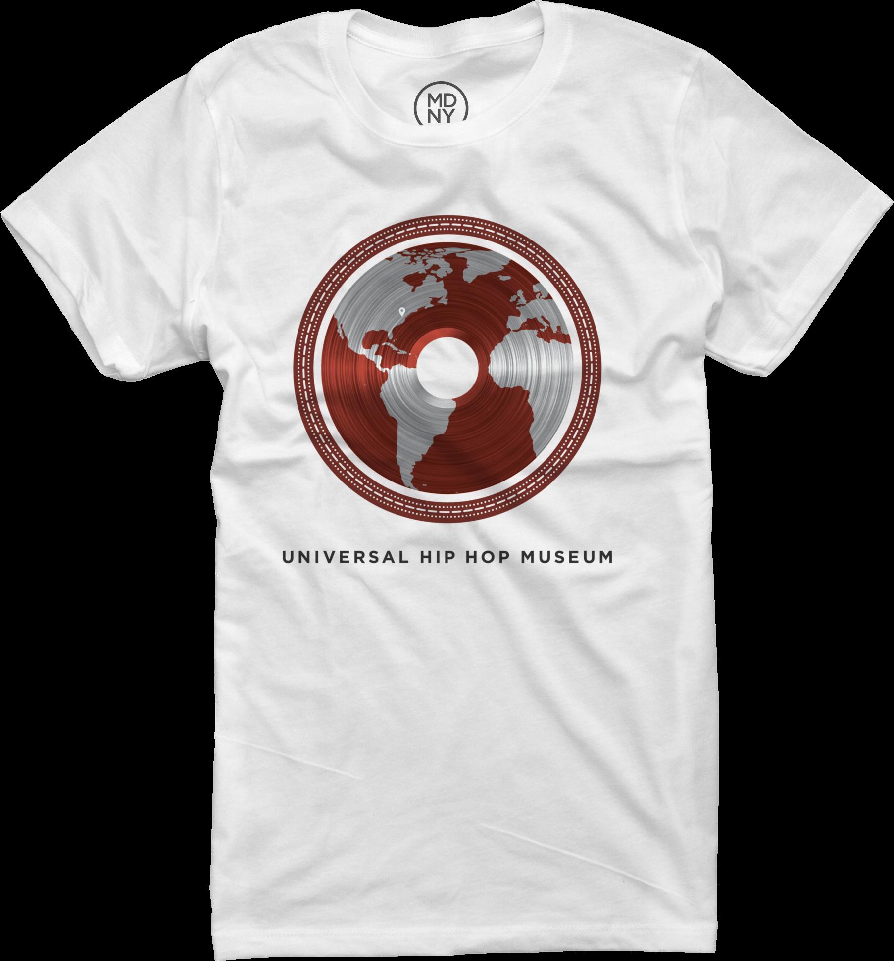 Women's Global Turntablism T Shirt