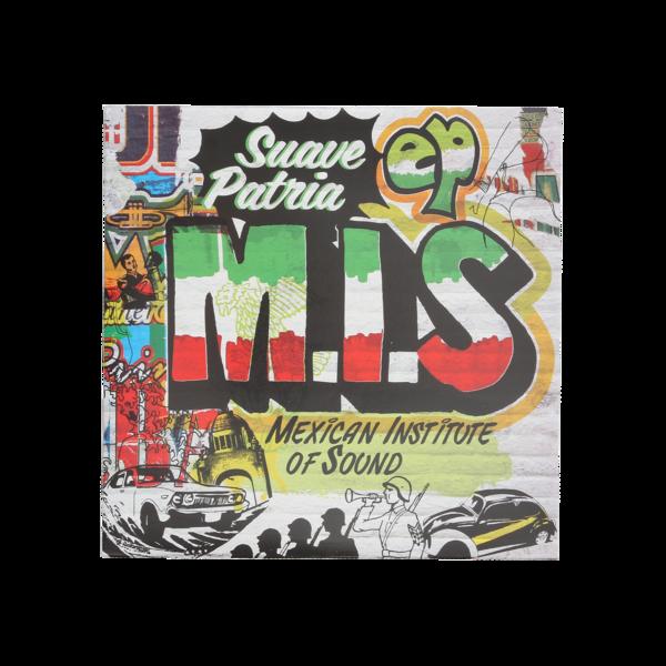 MIS Suave Patria Vinyl
