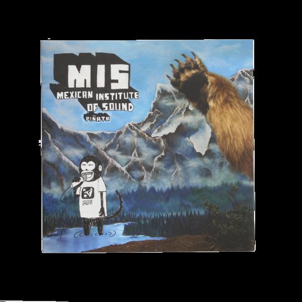 MIS Piñata Vinyl