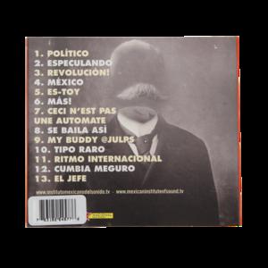 MIS Politico Vinyl