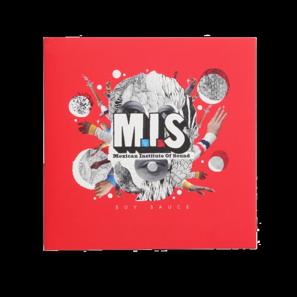 MIS Soy Sauce Vinyl