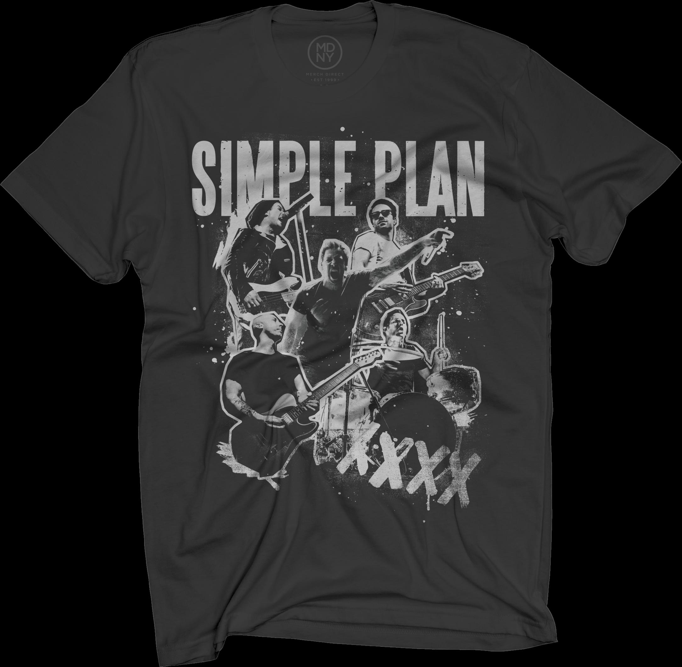 XXXX Black T-Shirt