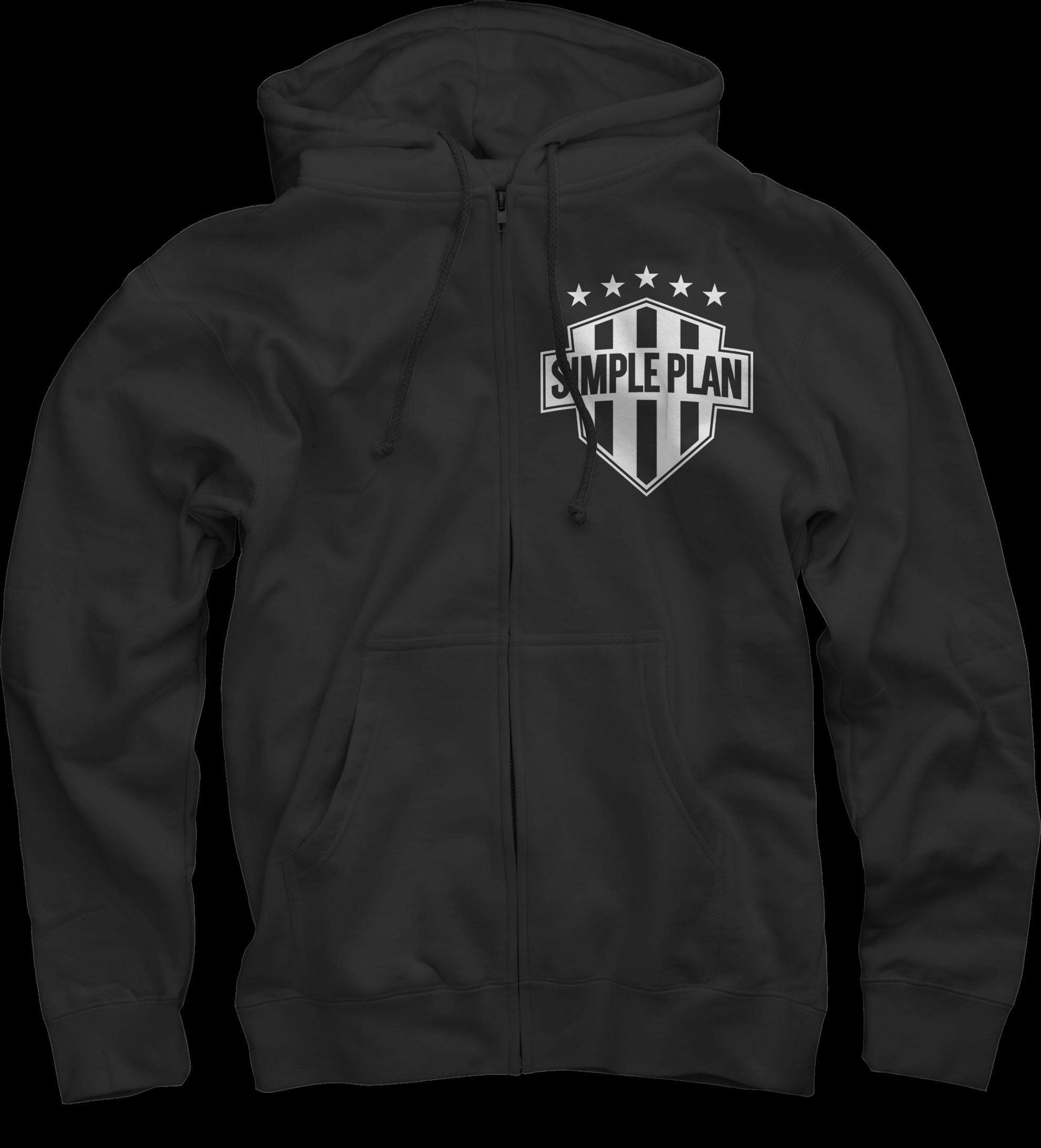 Team SP Zip-up Sweatshirt