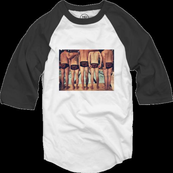 Speedo Baseball T-Shirt