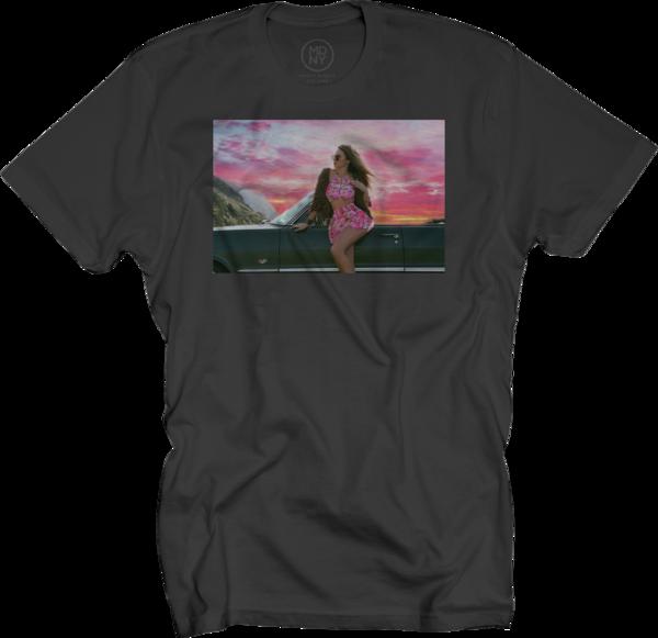 Cali Poster T shirt