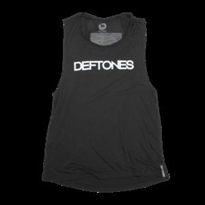 Deftones Sunset Women's Muscle Tee