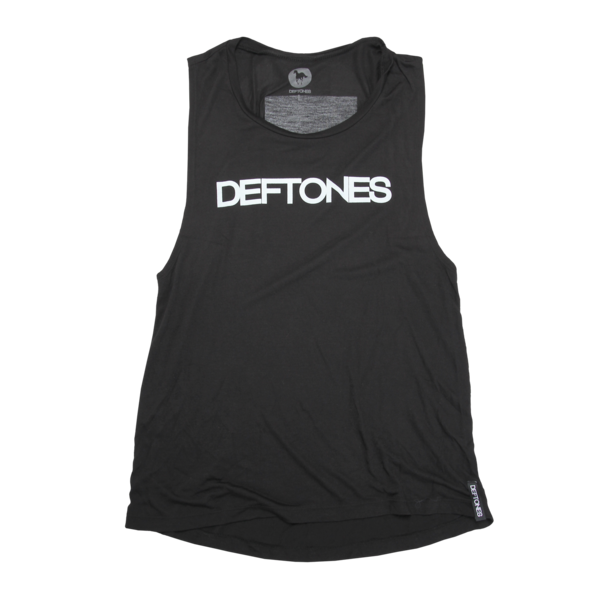 Deftones Sunset Women's Muscle Tee