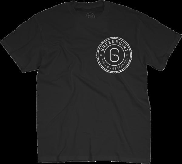 Cotton T-shirt, Black