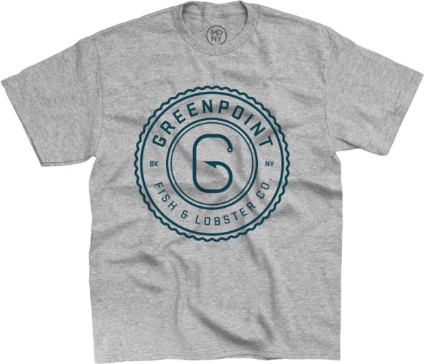 T-Shirt Standard Cotton, Heather Grey