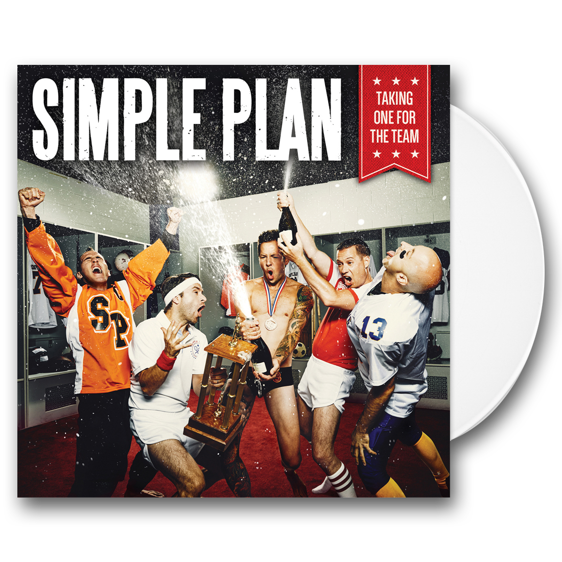Taking One for the Team Vinyl