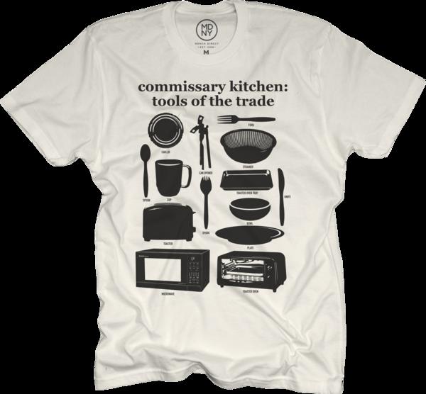 Tools of the Trade Natural T-Shirt