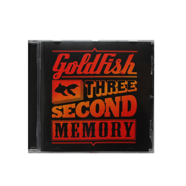 Three Second Memory CD