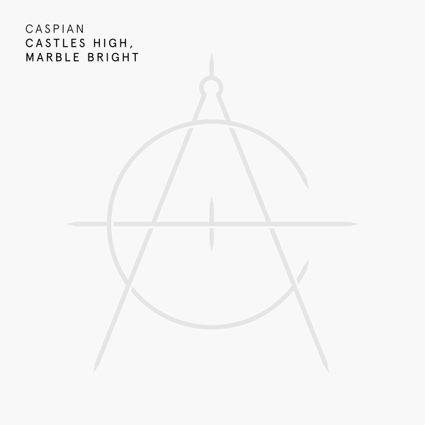 "Caspian – Castles High, Marble Bright 8"" Single"
