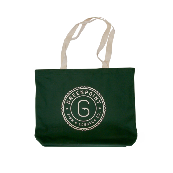 Greenpoint Heavyweight Tote Bag