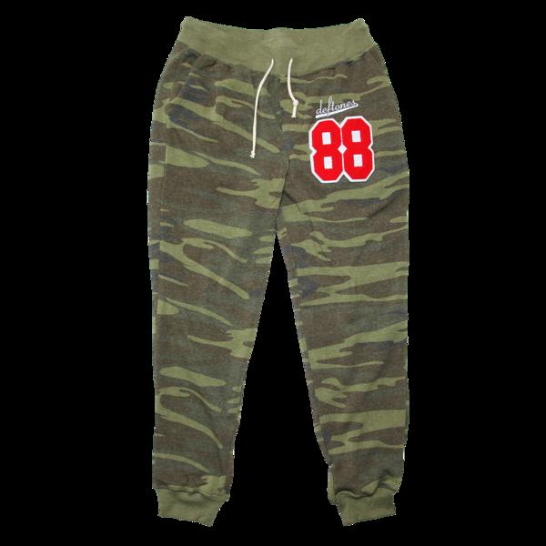 88 Camo Jogger