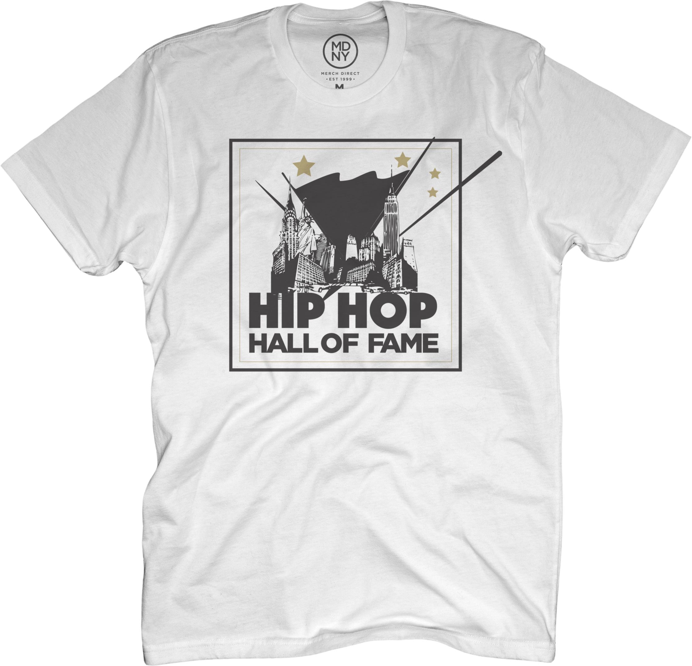 HHHOF White T-Shirt