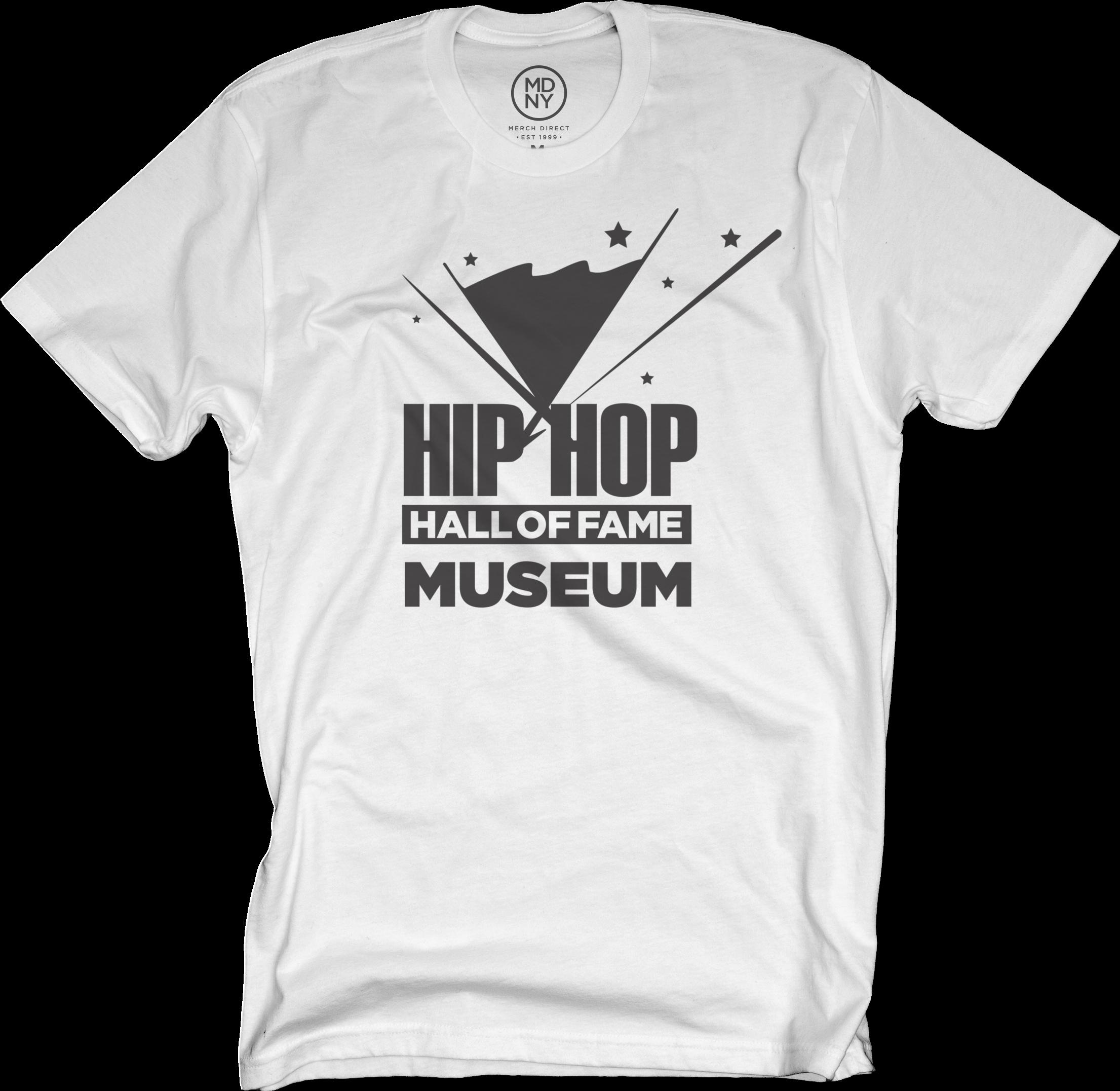 Museum White T-Shirt