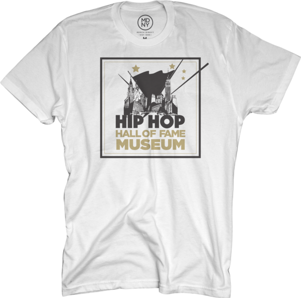 Hall of Fame White T-Shirt