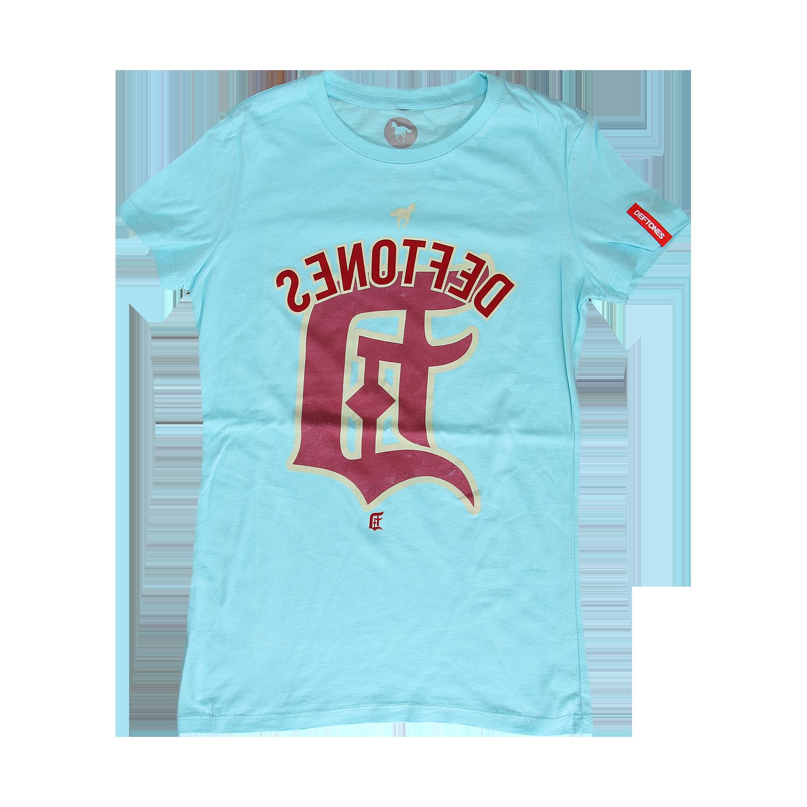 Mirror Women's Light Blue T-Shirt