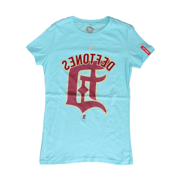 Mirror Women's Light Blue T-Shirt