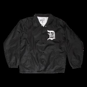 Molly Ratchet Black Coaches Jacket
