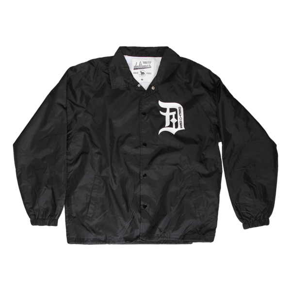 Molly Ratchet Black Coaches Jacket