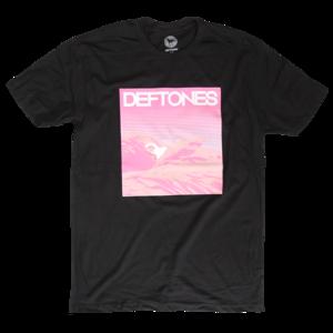 Flamingo Tour Black T-Shirt