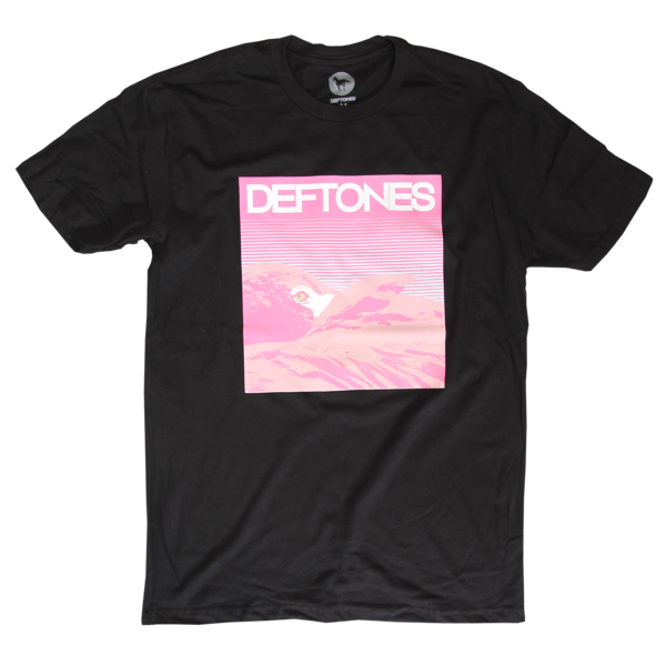 Flamingo Tour Black T-Shirt