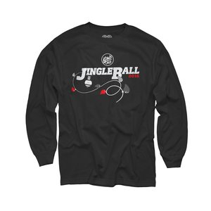 KDWB 101.3 Jingle Ball Youth Black Long Sleeve